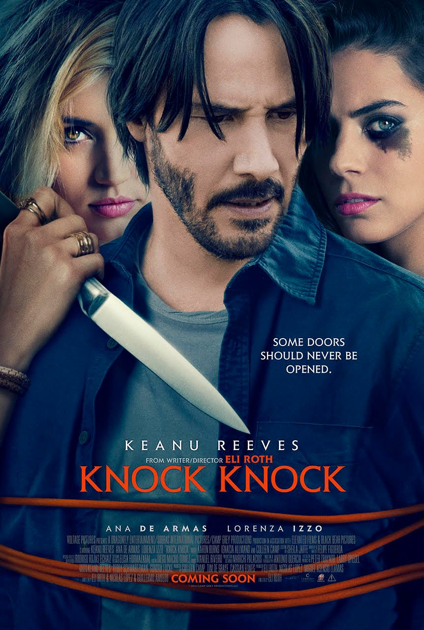 Keanu Reeves Talks 'Kn...