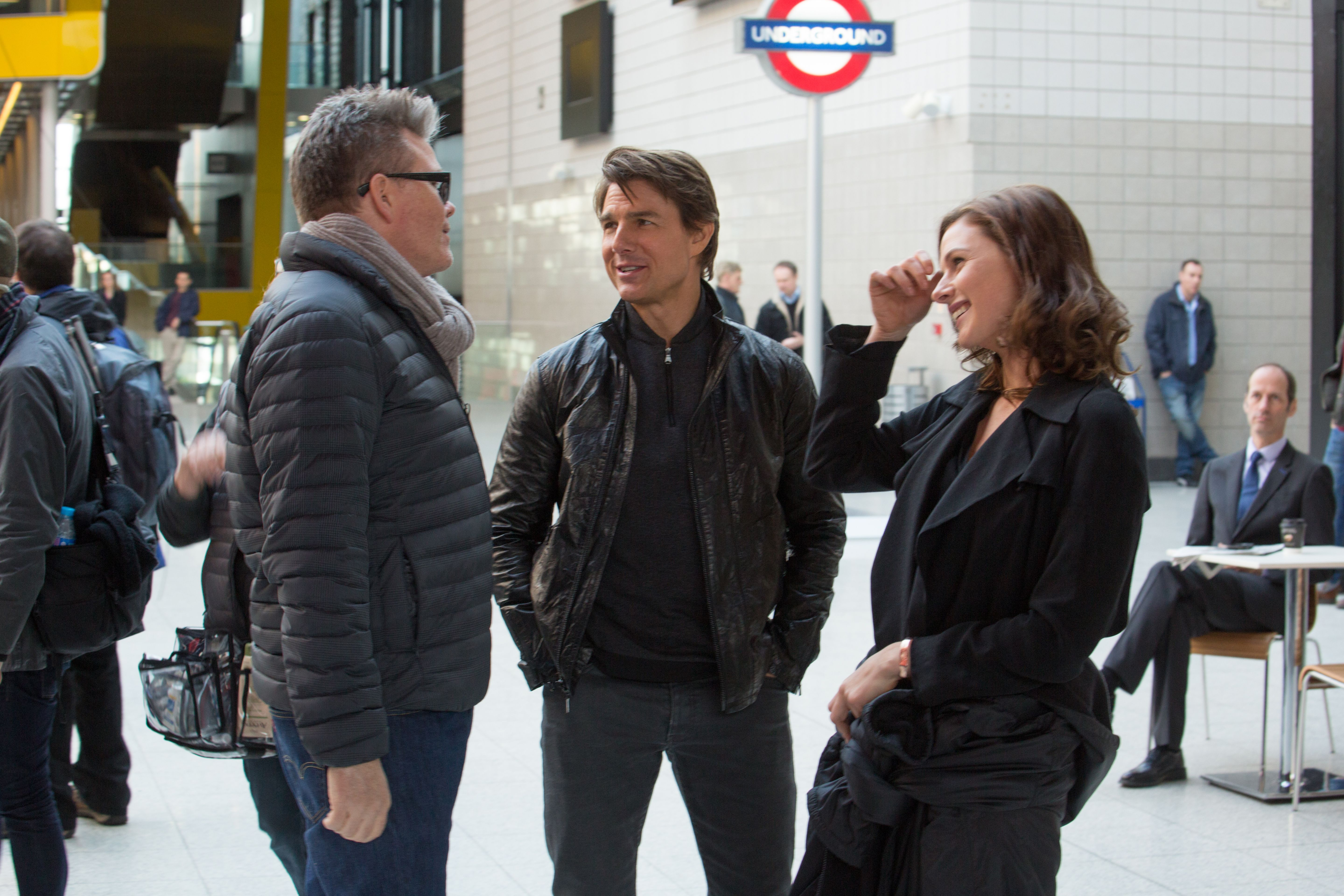 christopher mcquarrie on mission impossible 6 screenwriting collider. Black Bedroom Furniture Sets. Home Design Ideas