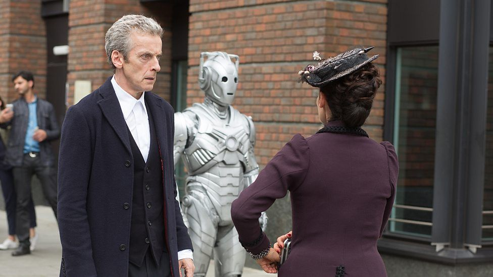Doctor Who Christmas Special Trailer Reveals New Superhero   Collider