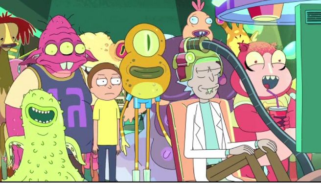 rick and morty season 2 review collider