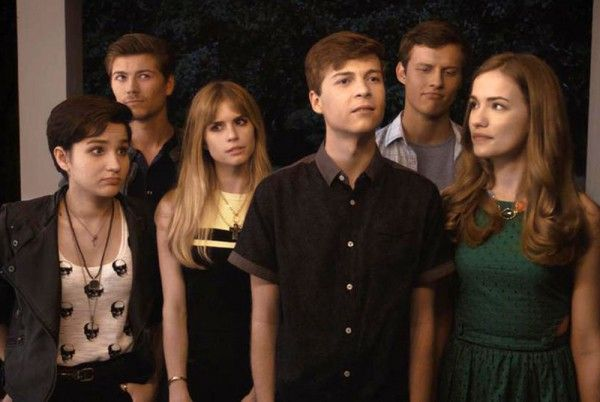 Scream Serie Cast