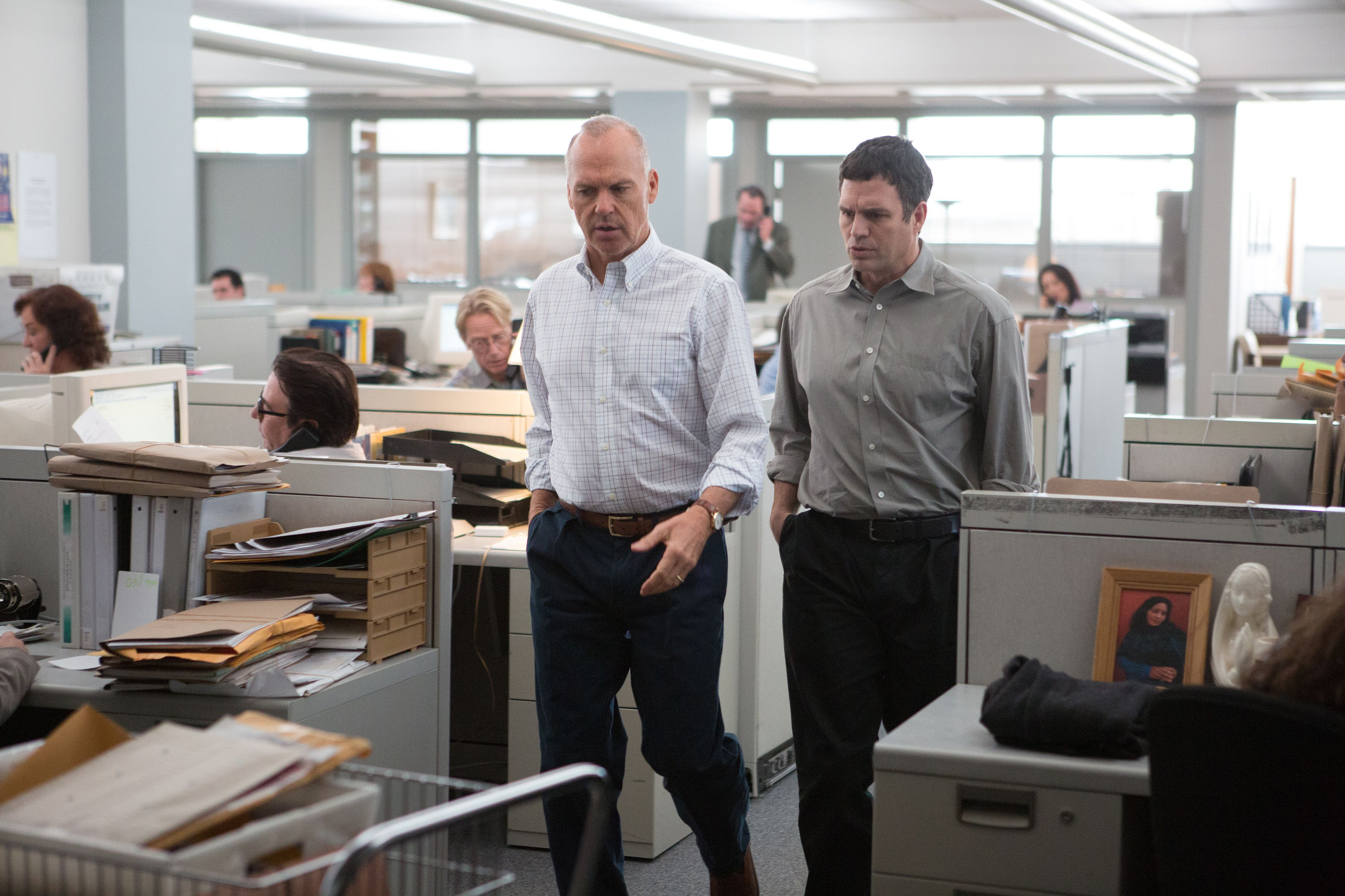 Spotlight Movie Review: Journalism Story Hits Hard | Collider