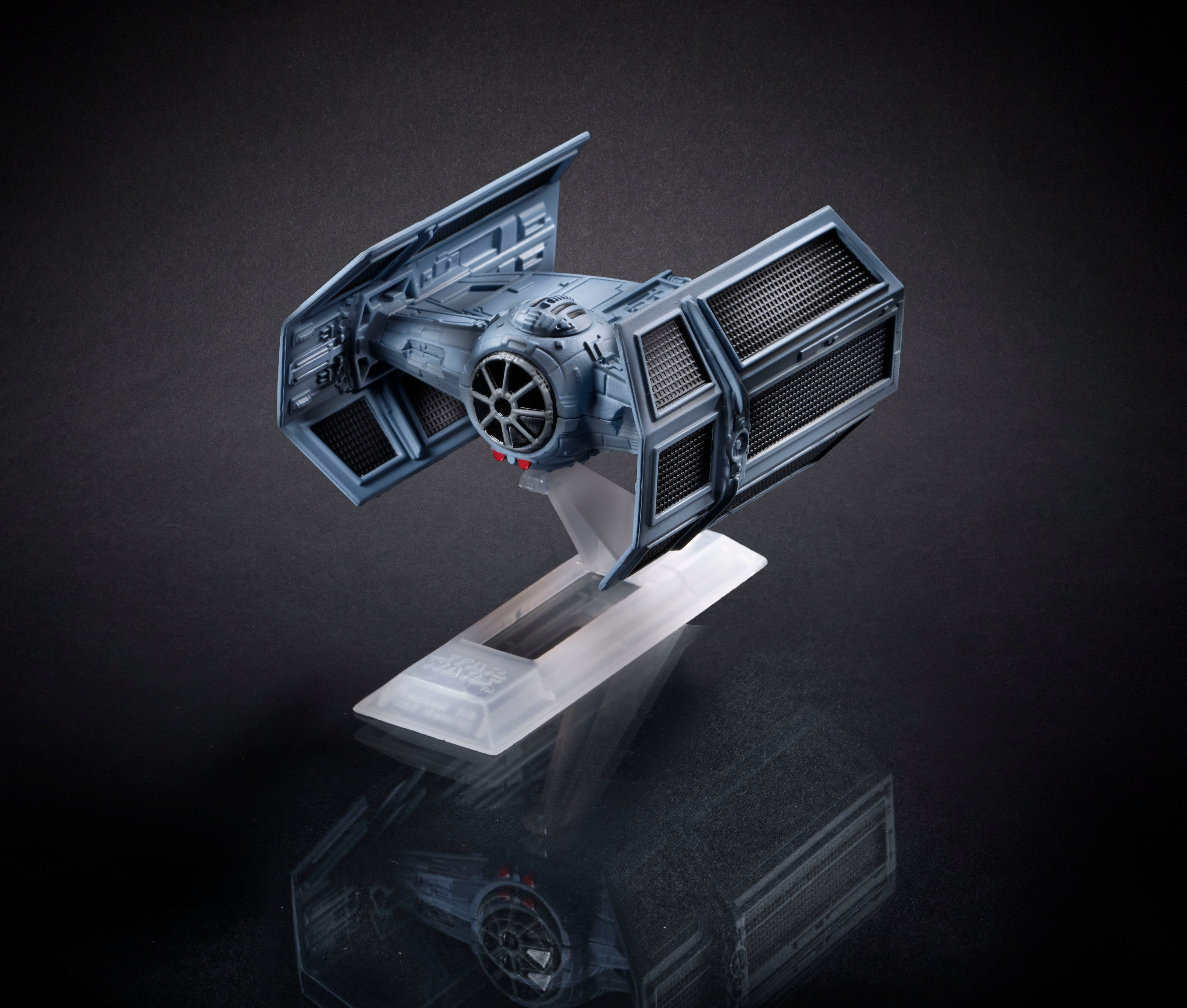 hasbro reveals wars the awakens tie fighter