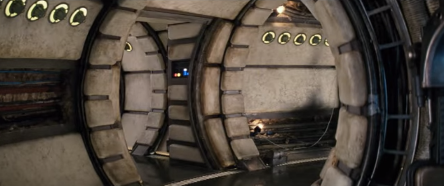 Star wars 7 100 new images from behind the scenes video for Force interieur