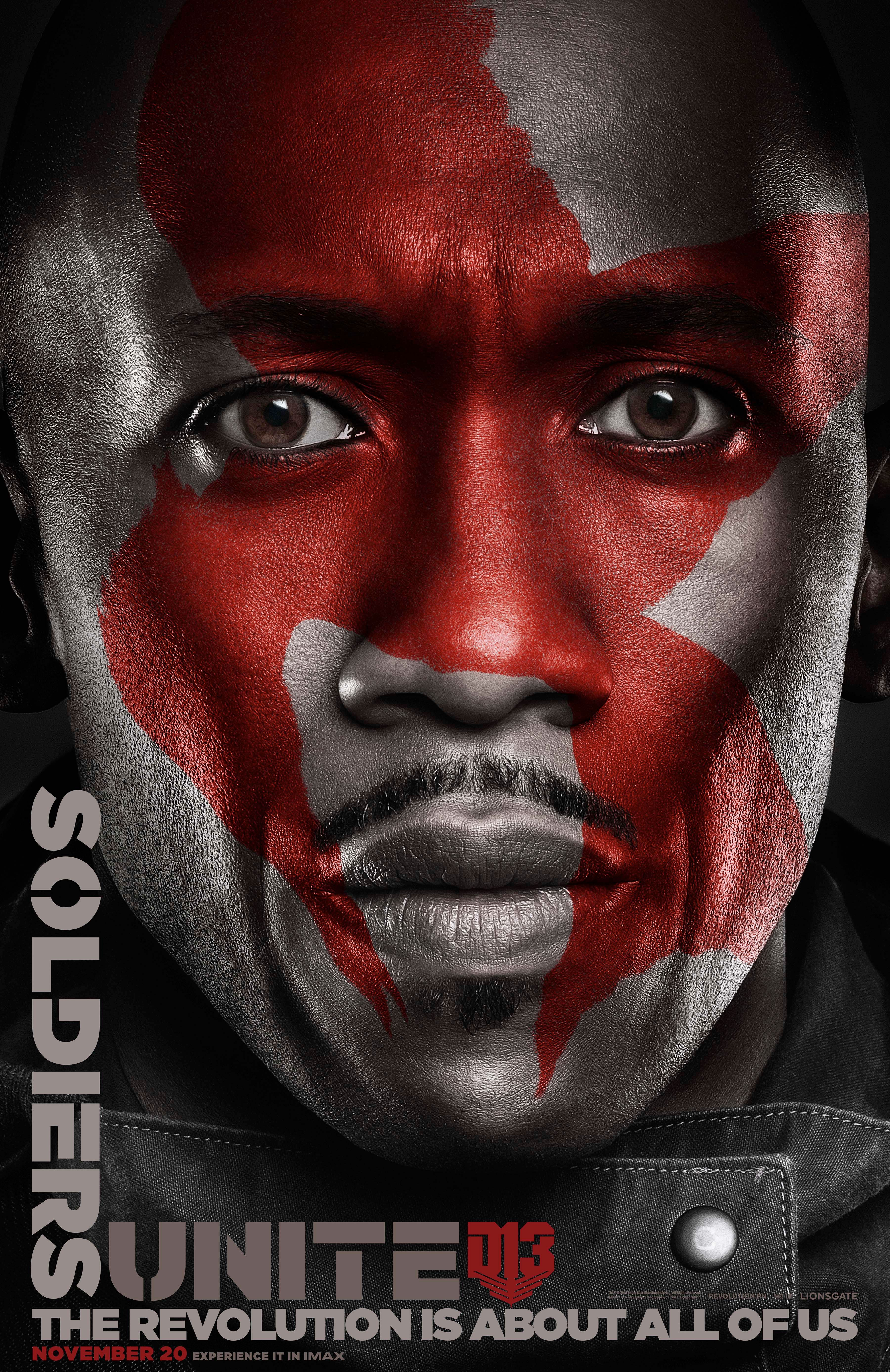 hunger games  mockingjay part 2 posters go to war