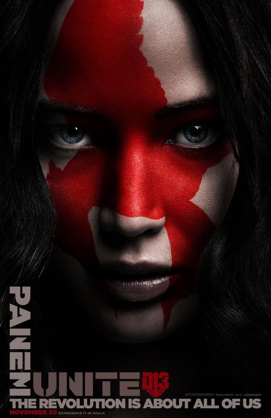 Hunger Games: Mockingjay Part 2 Posters Go to War | Collider