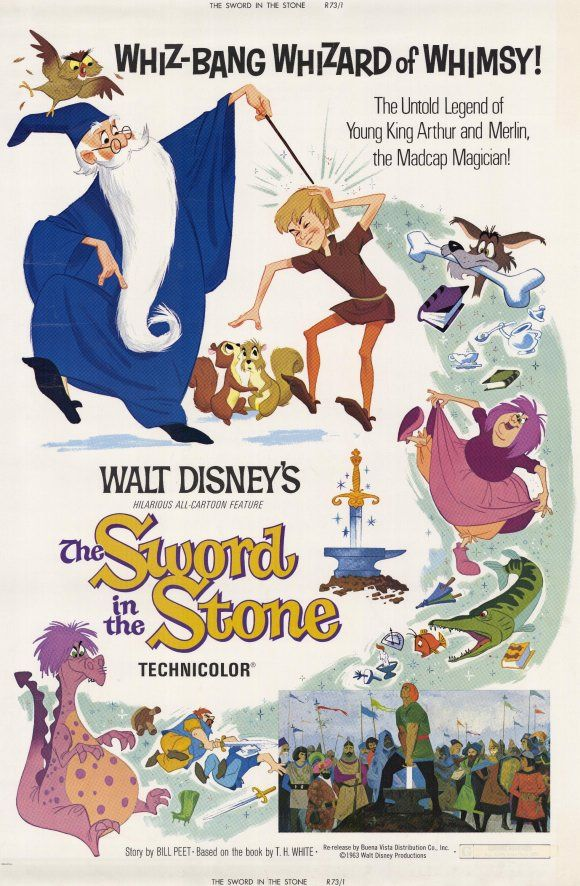 the-sword-in-the-stone-poster