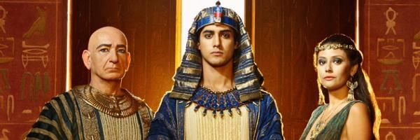 Tut Review Spike S Ancient Egyptian Drama Plods Collider
