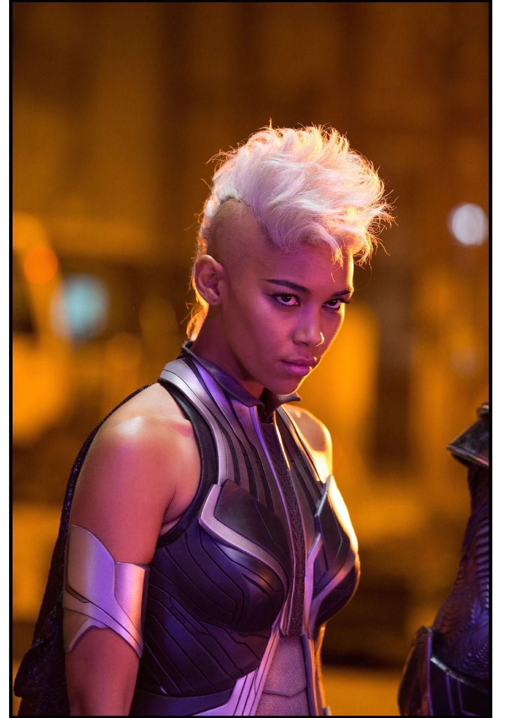 I'm most excited for Storm in the new X-Men film. She sexy ...