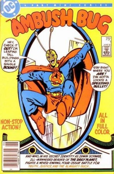 Ambush Bug Comics