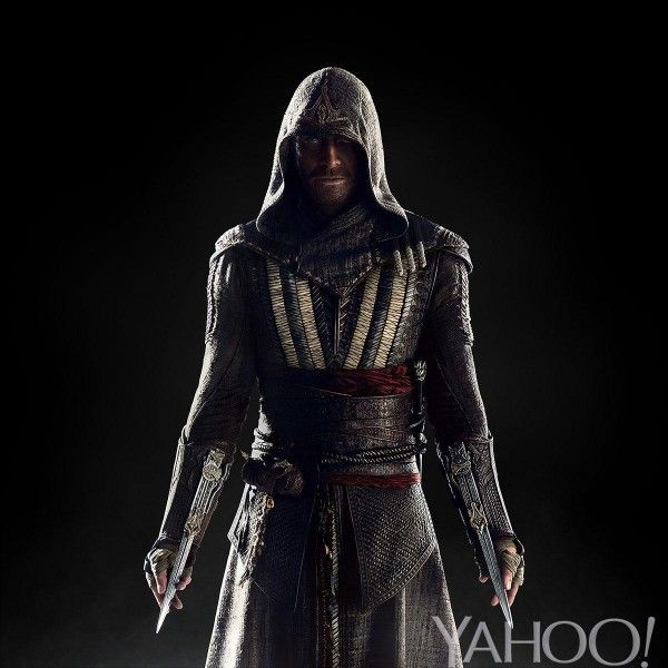 Michael Fassbender in Assassin's Creed video game adaptation.