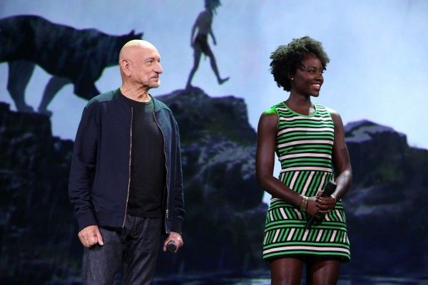 d23-jungle-book-ben-kingsley-lupita-nyongo