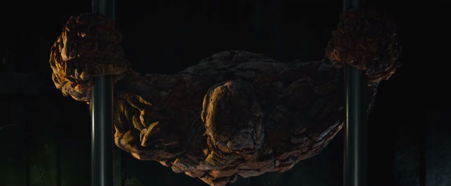 Fantastic Four: Thing Deleted Scene Revealed | Collider