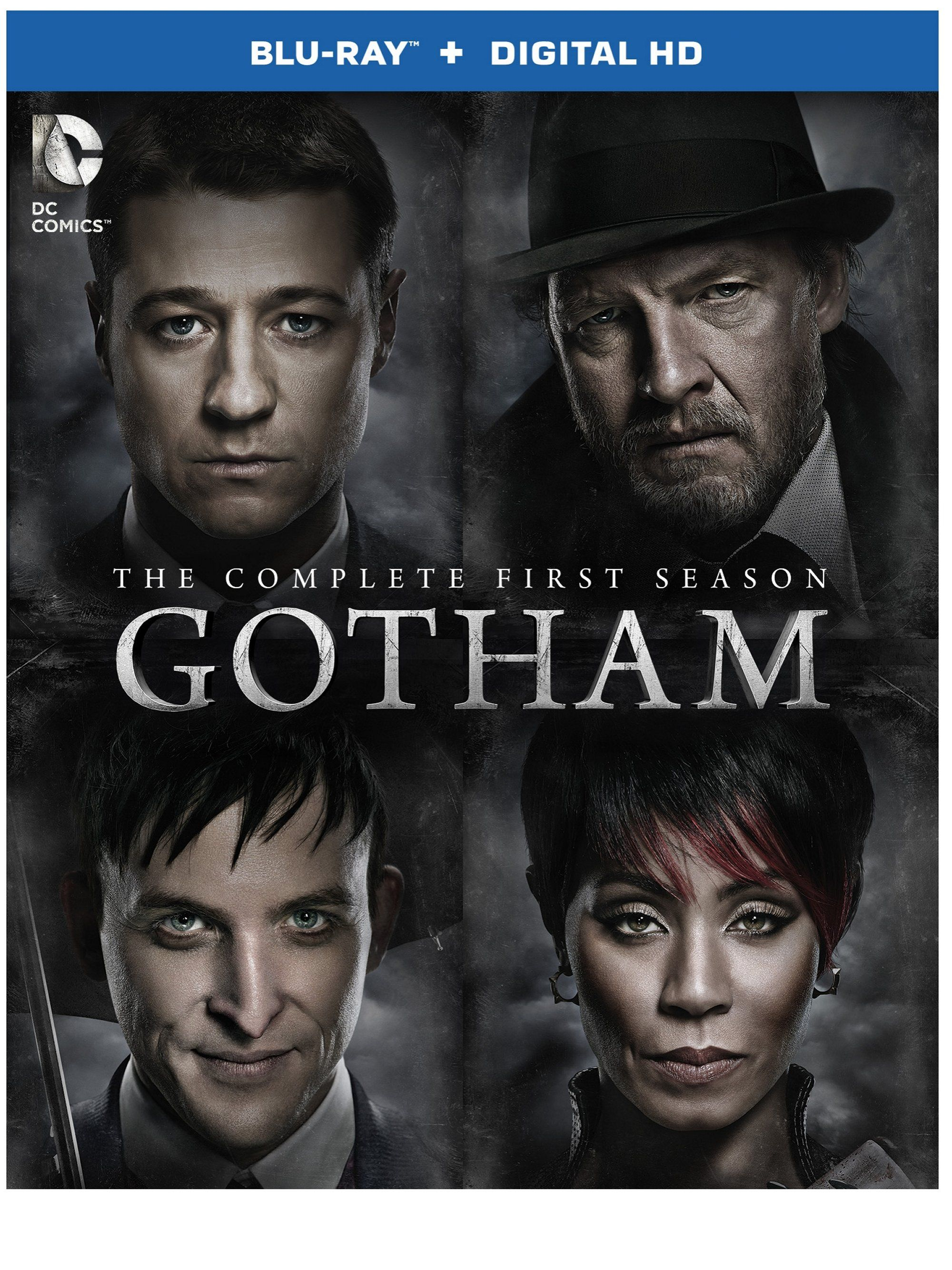 Win Gotham: The Complete First Season on Blu-ray | Collider