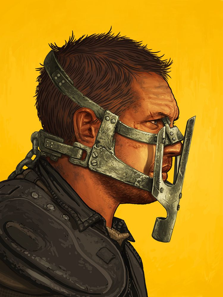 Mondo Mad Max: Fury Road Posters by Mike Mitchell | Collider