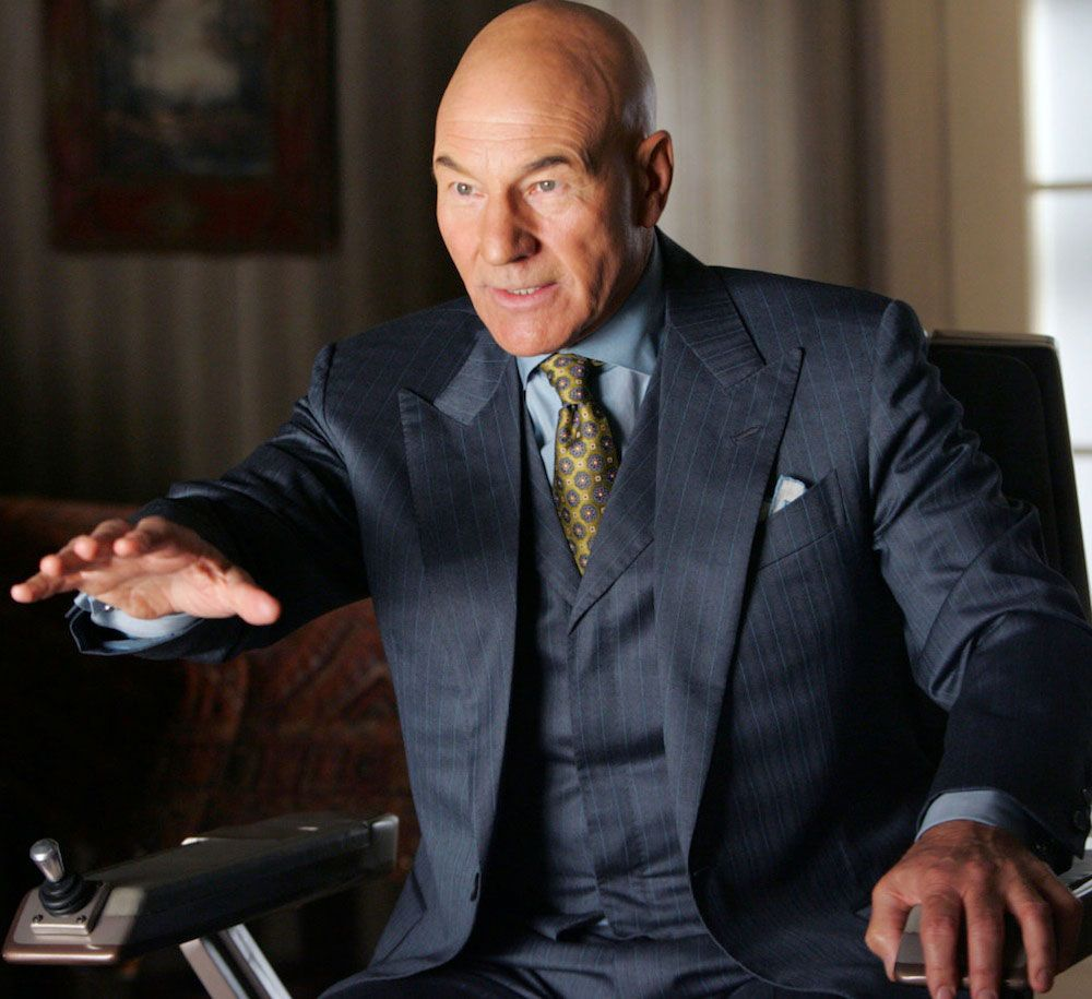 patrick stewart photo essay Tv and movies patrick stewart shares first photo from new star trek picard show jean-luc picard of star trek fame is about to embark on a new life chapter.
