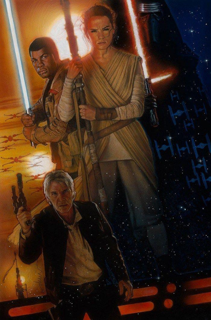 Star Wars 7 Vorverkauf