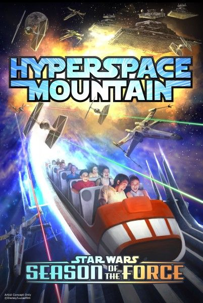star-wars-hyperspace-mountain-poster