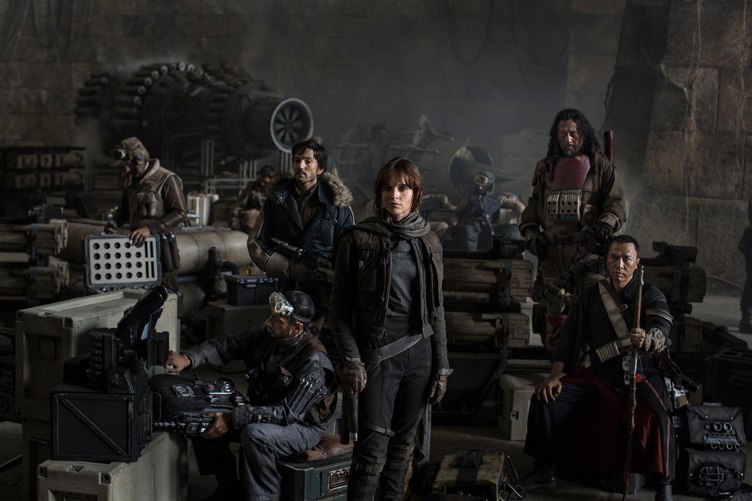 Collider Jedi Council: 'Rogue One' Trailer Details Revealed