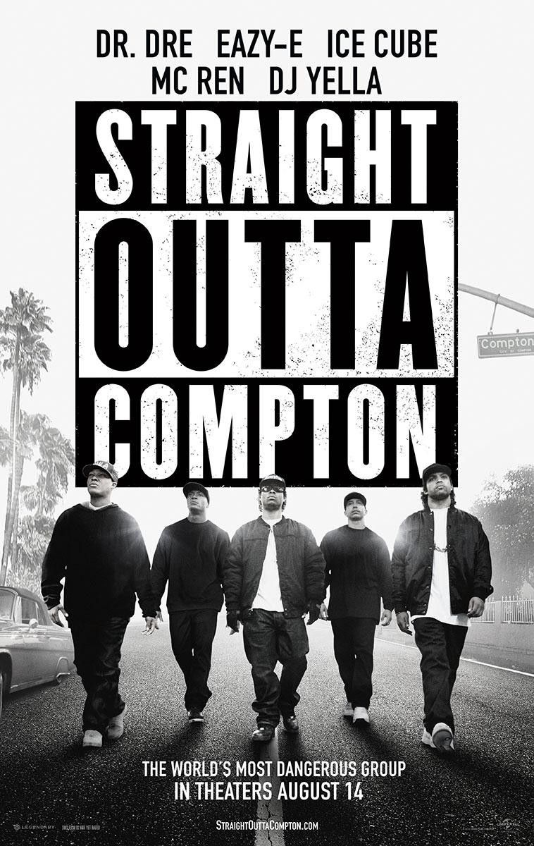 Straight Outta Compton - Official Global Trailer ... |Straight Outta Compton Movie