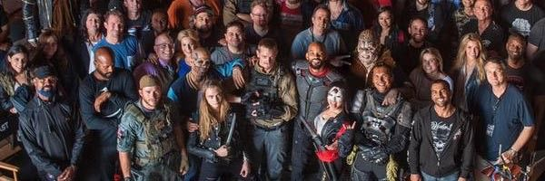 New Suicide Squad Photos Feature Task Force X