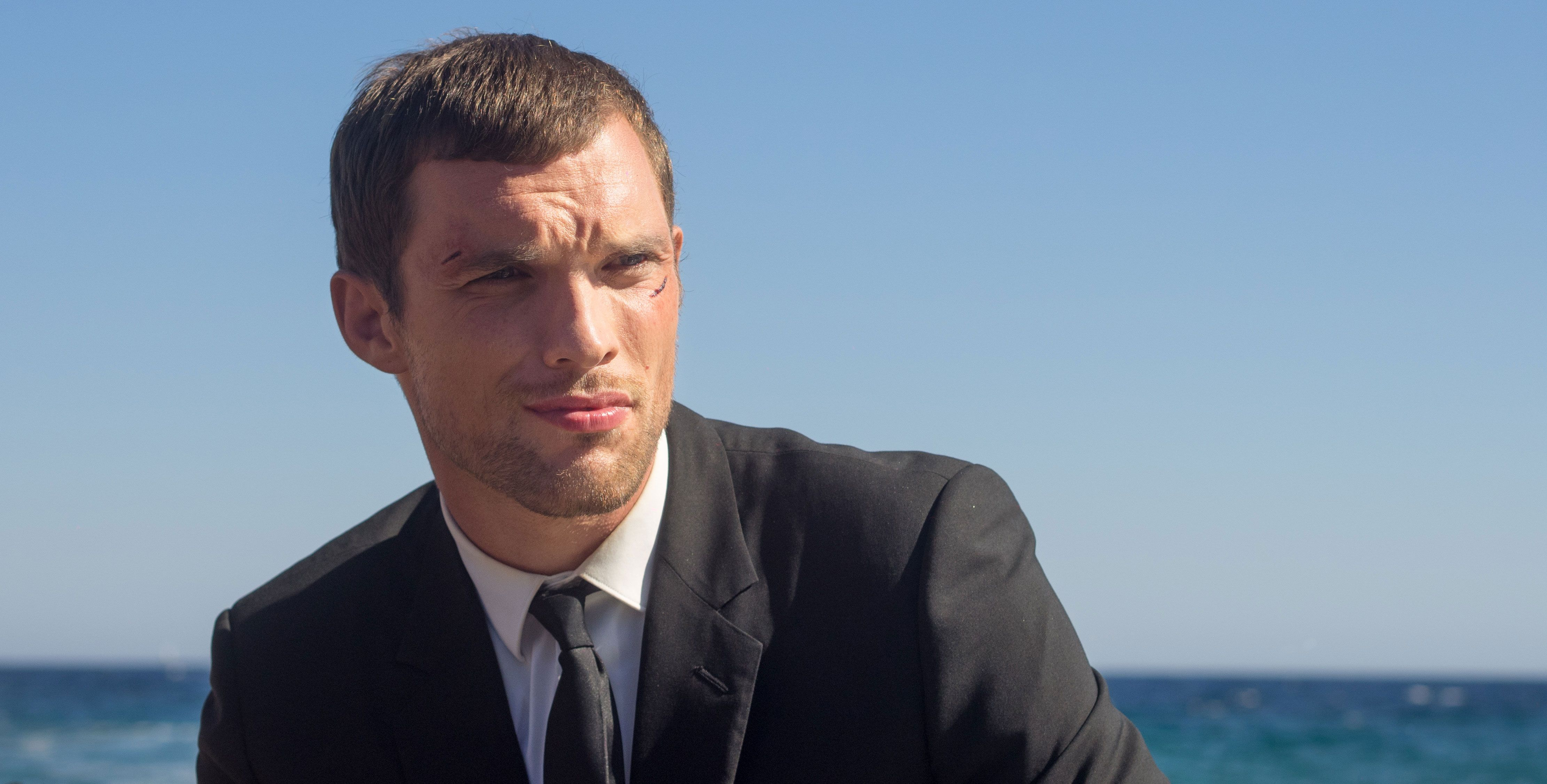 transporter refueled clips and images with ed skrein collider