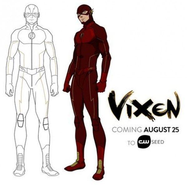 vixen-tv-show-image-flash