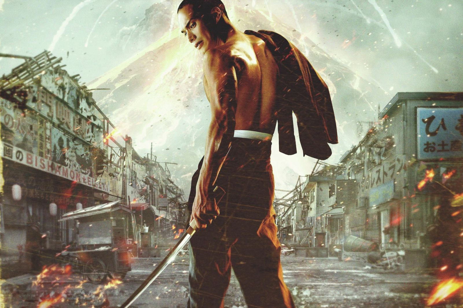 yakuza apocalypse trailer deutsch