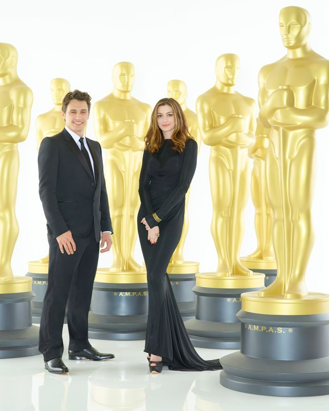 Anne Hathaway James Franco: Oscars To Be Broadcasted On ABC Through 2028