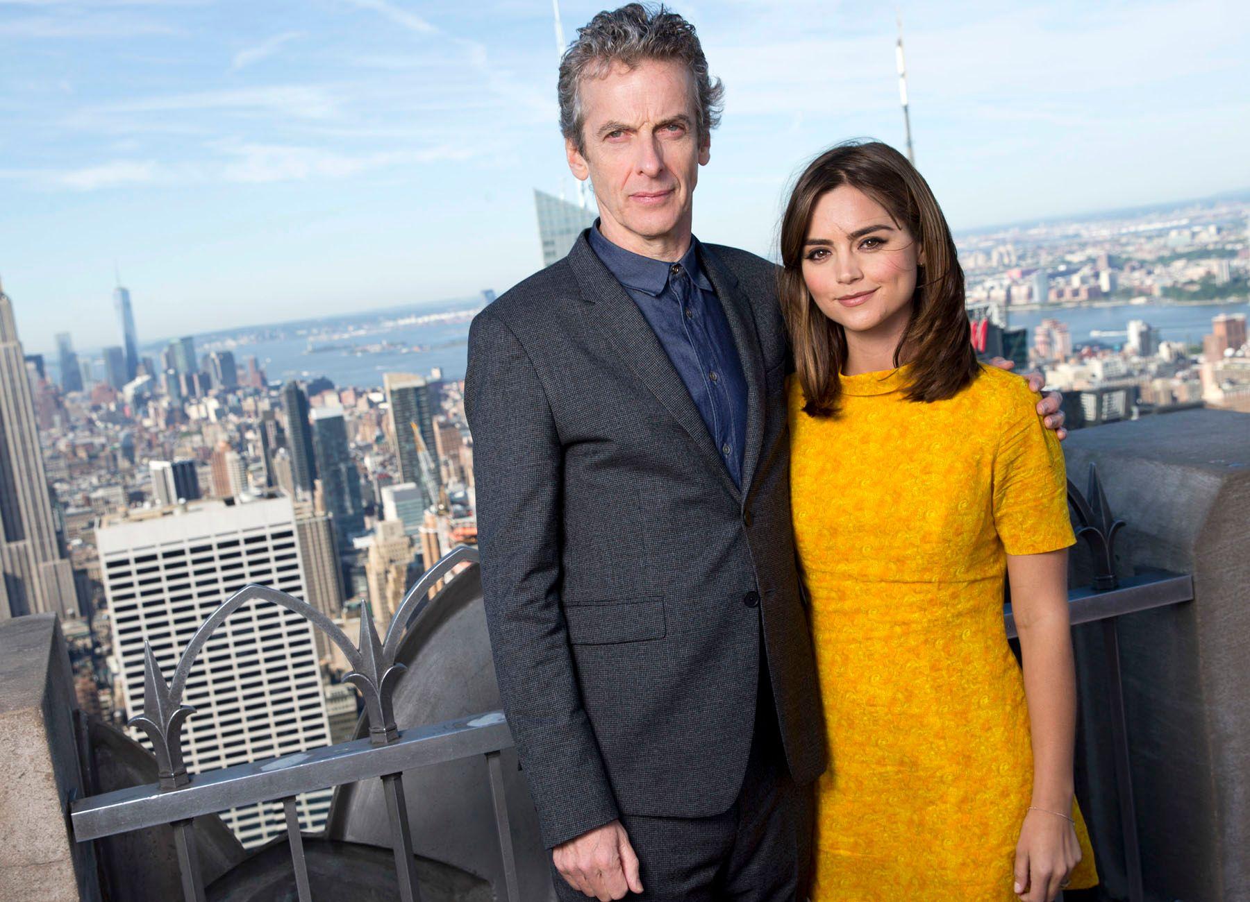 Steven Moffat Talks Sherlock Doctor Who Crossover & More | Collider