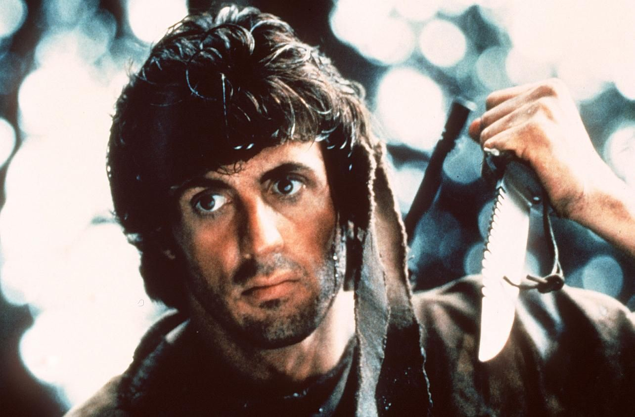 Stream This: Sylvester Stallone as Rambo in First Blood
