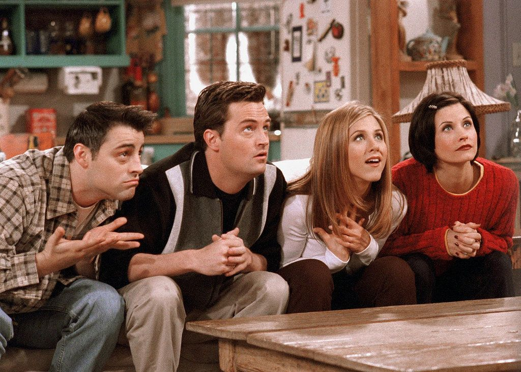 The One Where 'Friends' Leaves Netflix