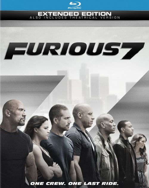 furious 7 blu ray review collider. Black Bedroom Furniture Sets. Home Design Ideas