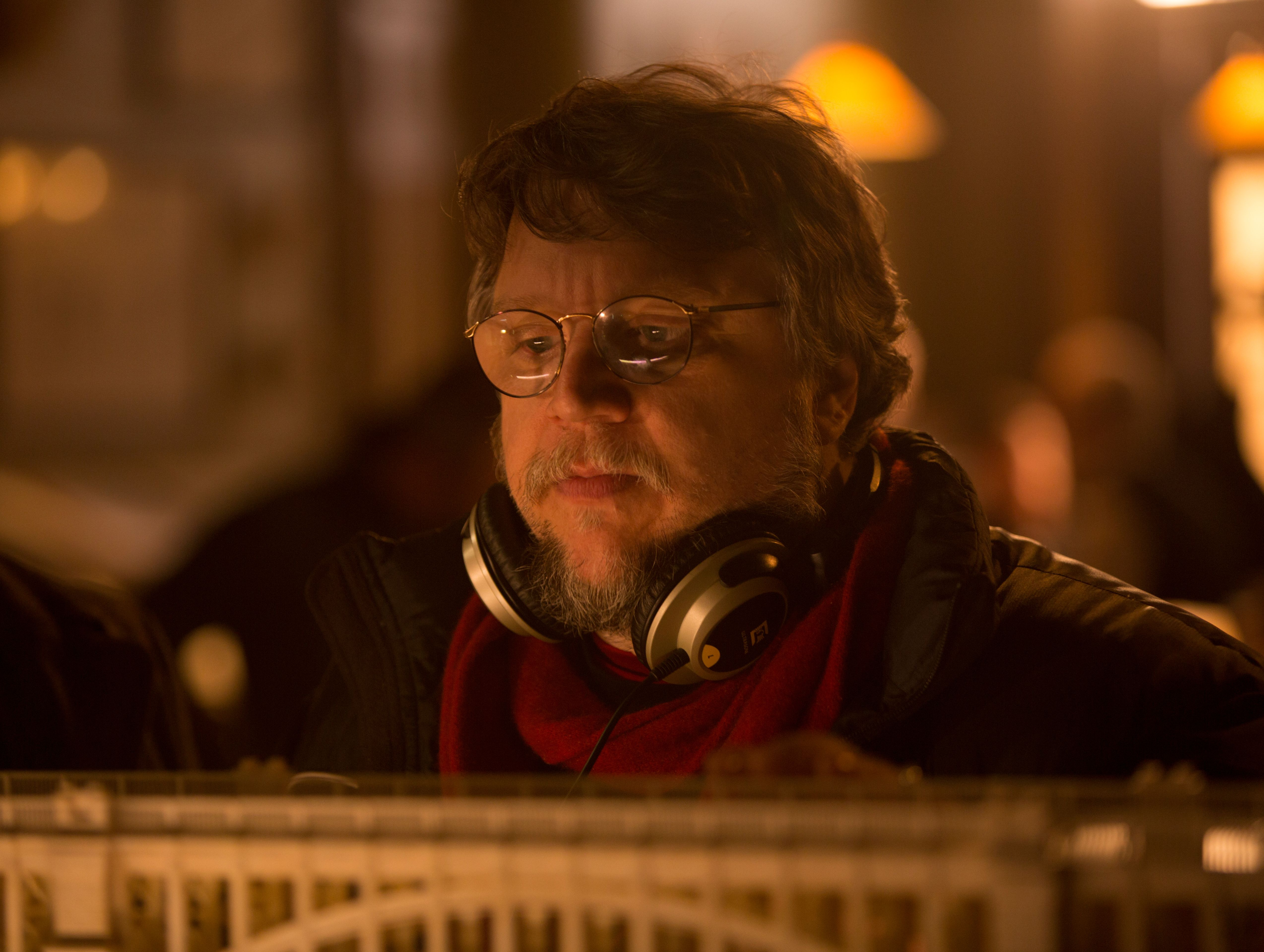 Guillermo del Toro Reveals Mountains of Madness Lessons