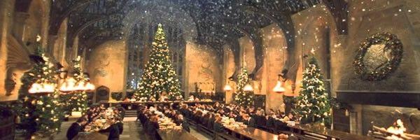 Harry Potter Christmas Dinner