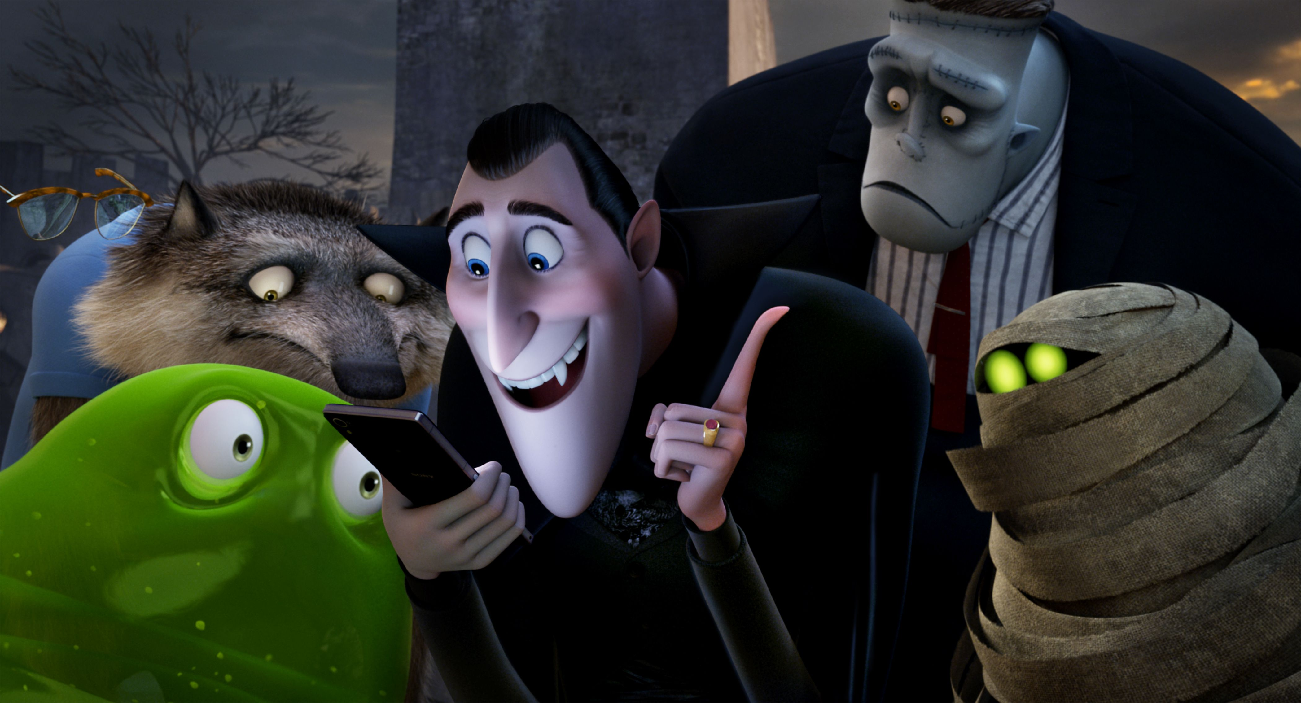 Hotel Transylvania 2: 20 Things to Know About the Sequel ... Hotel Transylvania