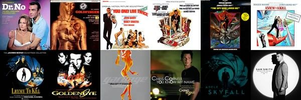 James Bond Theme Songs Ranked Worst To Best Collider