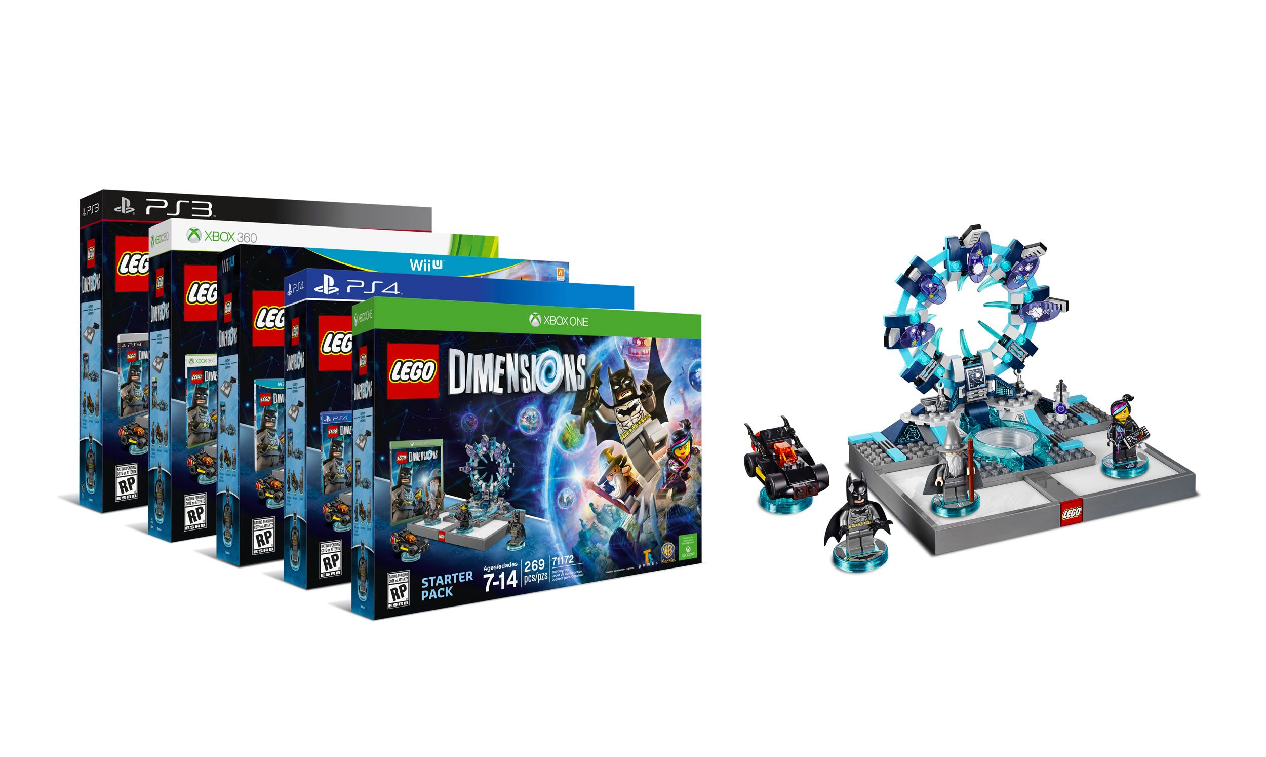 Lego Dimensions Trailer Adds Harry Potter Sonic And More Collider