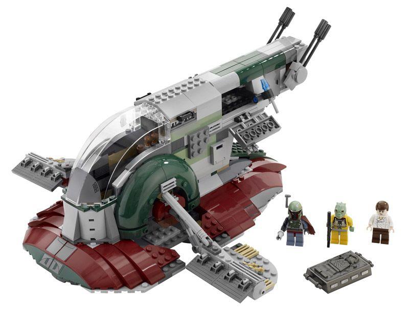 10 Coolest LEGO Star Wars Sets | Collider