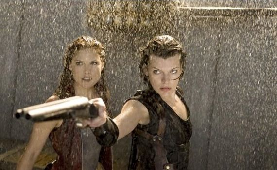 See The First Footage And Image From Resident Evil: The Final Chapter
