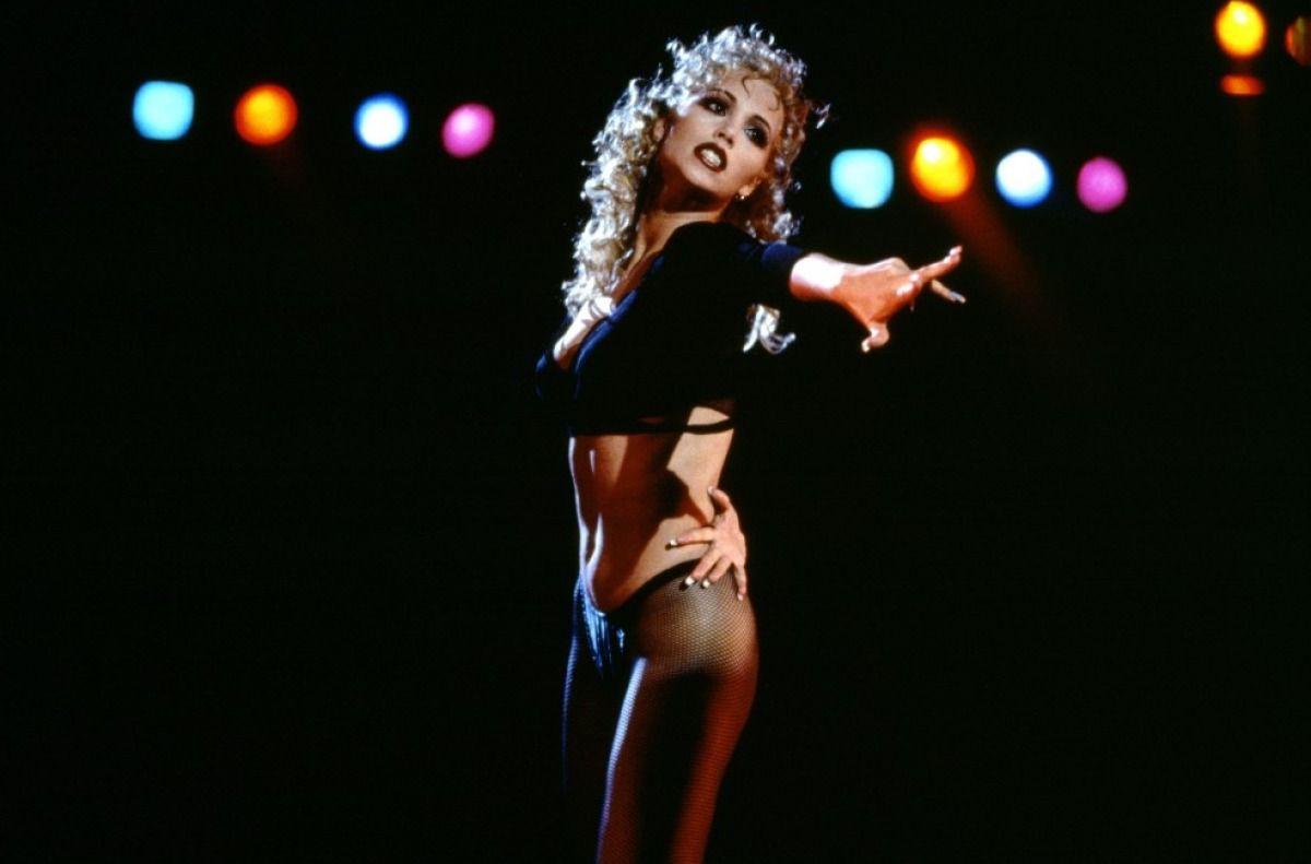 Elizabeth Berkley sex video