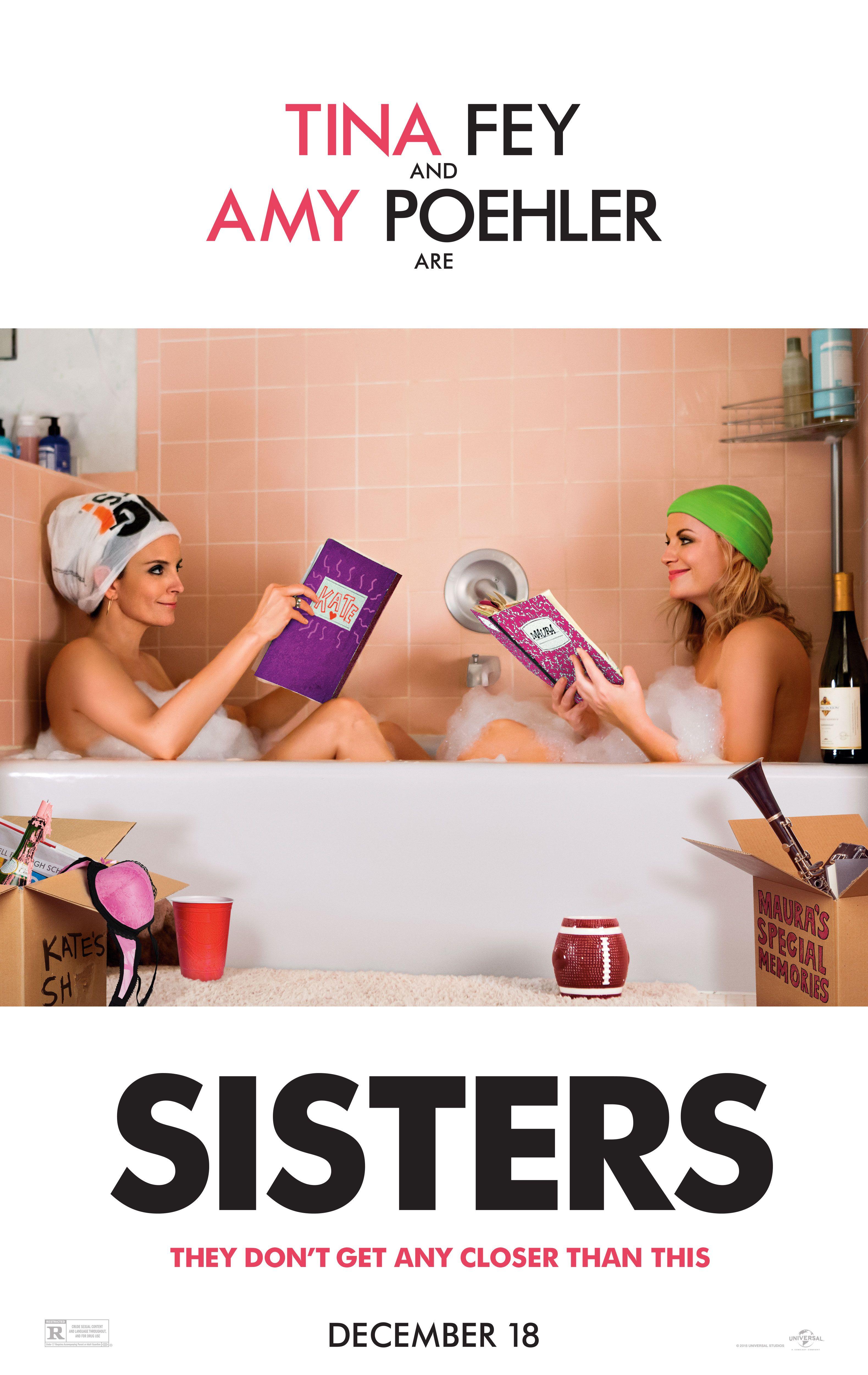 Amateur sisters butt