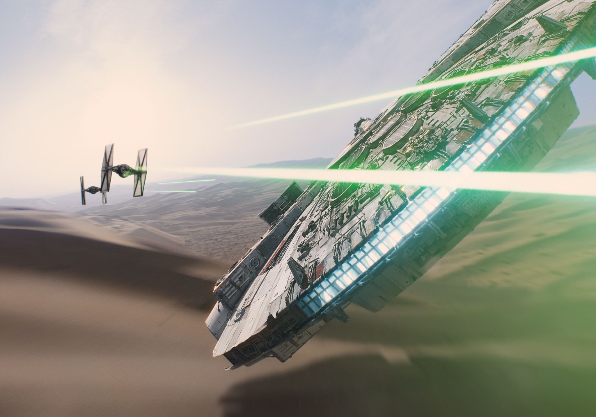 Star Wars The Force Awakens Takes US Box fice Record