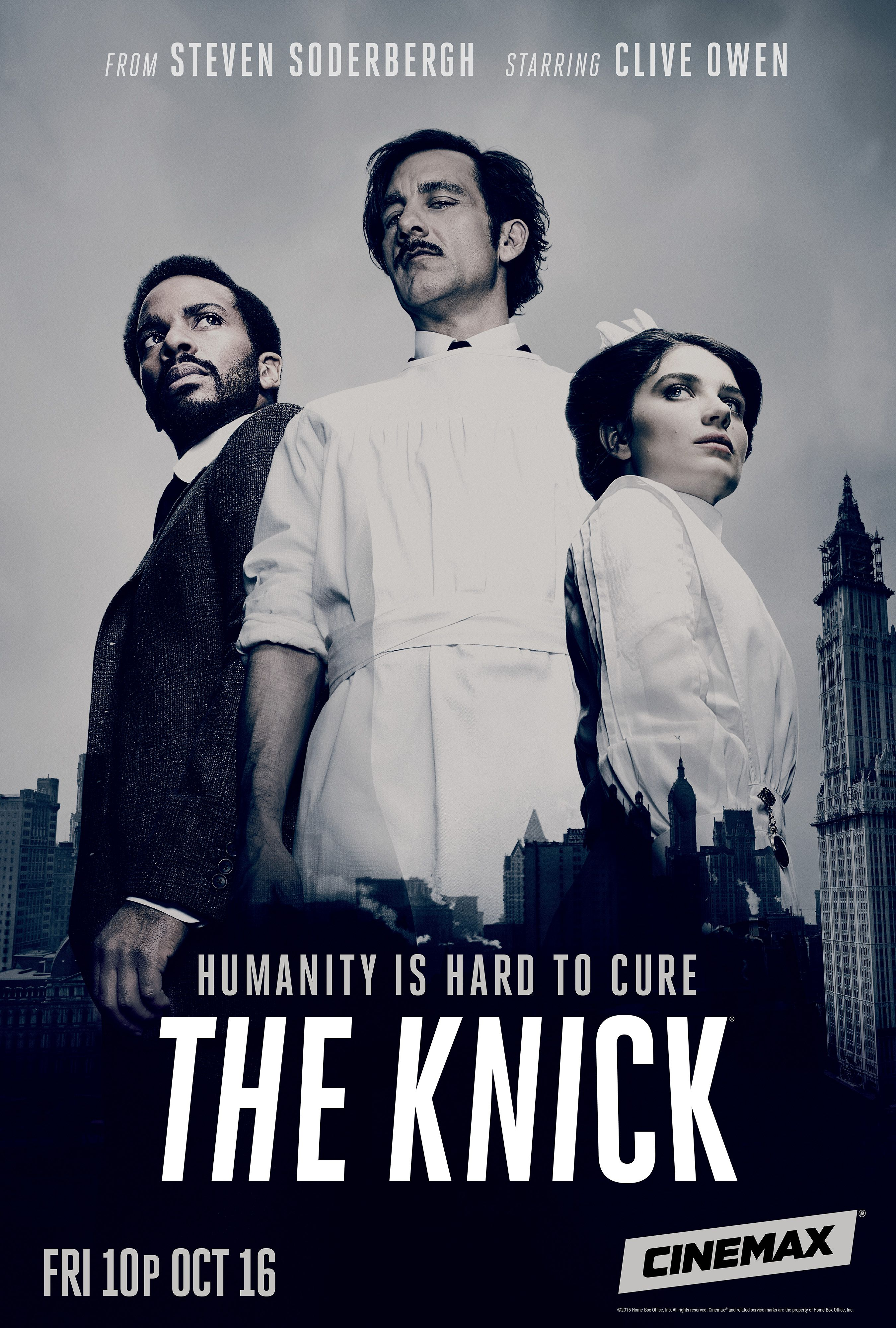 The Knick: Steven Soderbergh's Six-Year Plan, Cast Changes | Collider