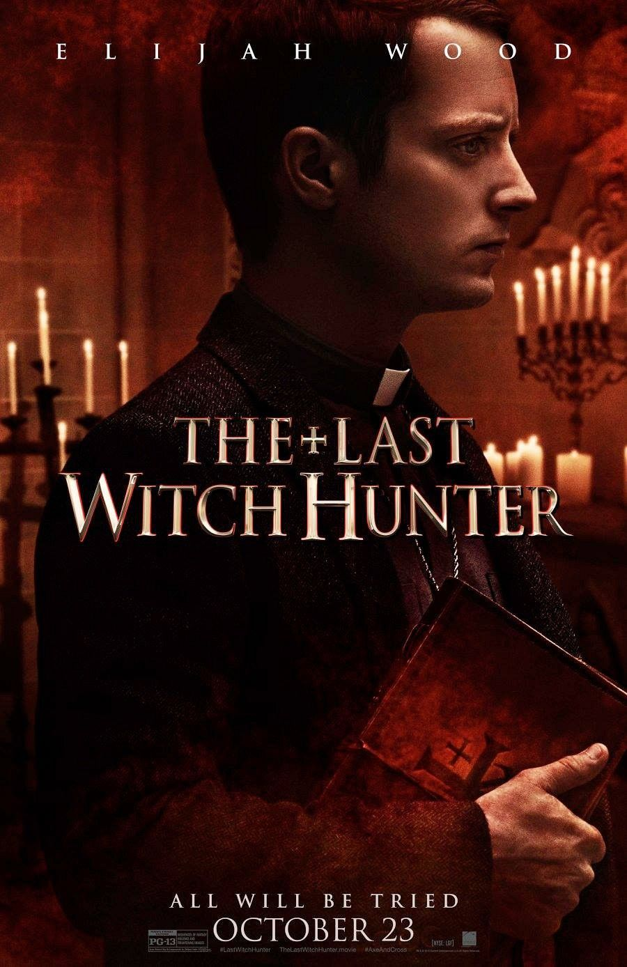 Watch The Last Witch Hunters Elijah Wood Play Save Or