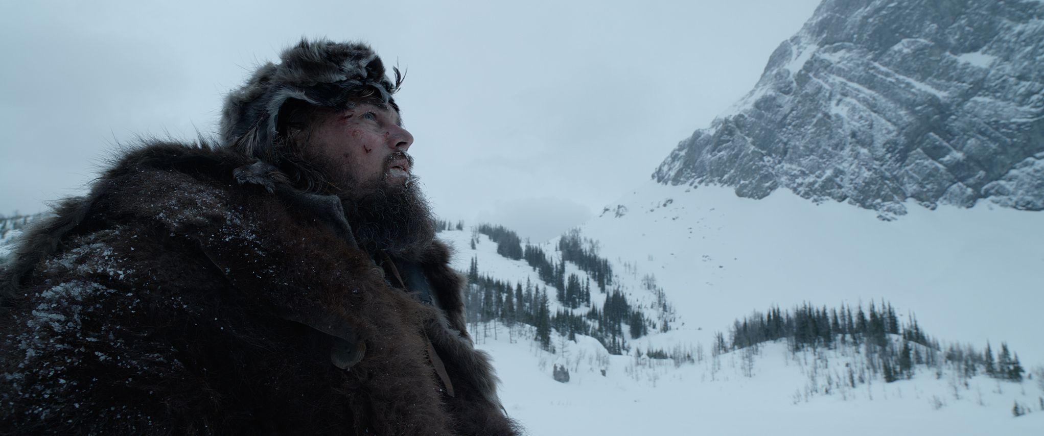 The Revenant Reviews: Leonardo DiCaprio Nabs Oscar Buzz ...  Leonardo Dicaprio Riddler