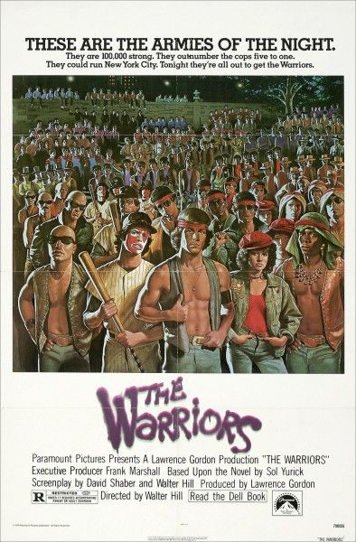 the-warriors-original-poster