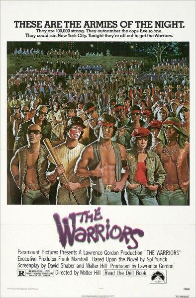 the-warriors-original-poster