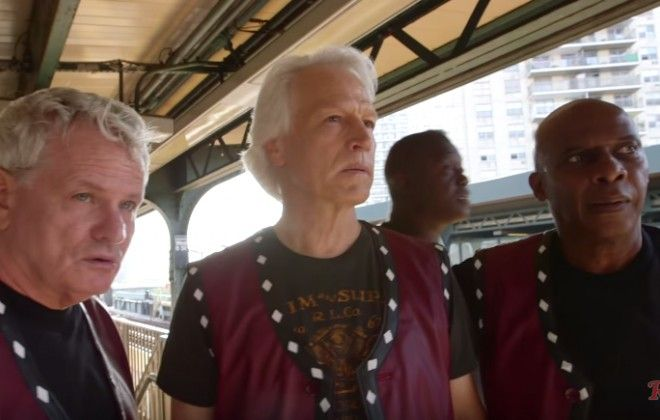 The Warriors Reunite For Ride Out To Coney Island Collider