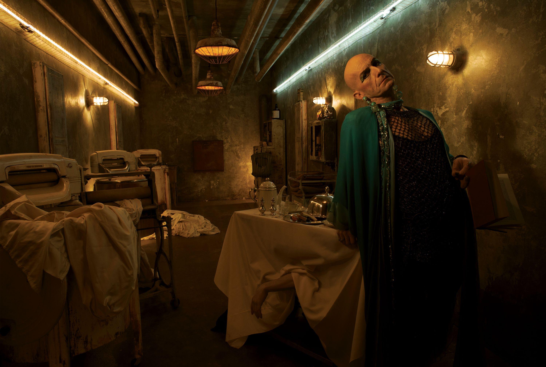 American Horror Story Season 5 Ryan Murphy Talks Hotel Collider